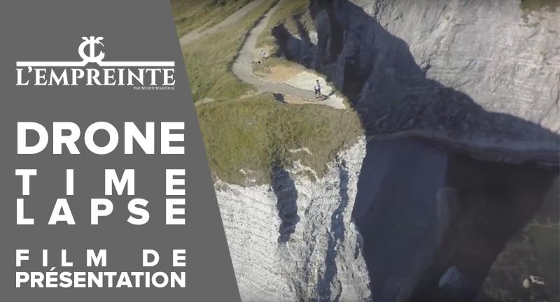Drone et Time Lapse pour Institut L'Empreinte