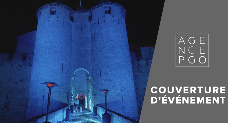 [Couverture d'événement] L'Agence PGO @Carcassonne